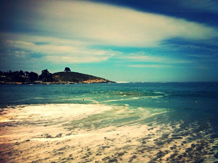 🙏🌊🌊🌊 Sea Relaxing Paisaje Natural Taking Photos Zapallar EyeEm