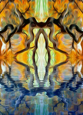 Digital vs natural yellow avatar tree by elvio visionary art Zen-like Beauty In Nature Abstract Art Artphotography VisionaryArts First Eyeem Photo Art Gallery Black Background Modern Art Painting On The Wall Abstract Photography Interior Design GalleryOfModernArt Fine Arts Photography Fine Art Gallery Fine Art Painting Interior Decorating Eye Em Nature Lover EyeEmNewHere Tree Reflection Water Futurism EyeEmbestshots Background Photography EyeEmNewHere Art Is Everywhere EyeEm Diversity Art Is Everywhere
