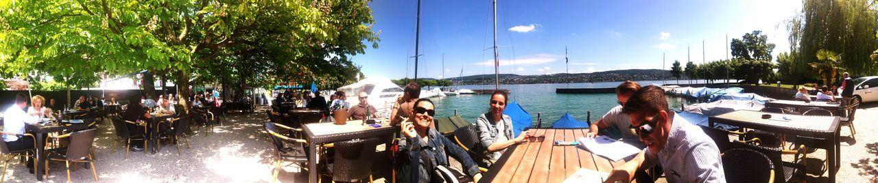 Zürich Lunch summer