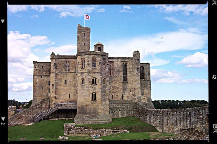 WarkworthCastle Northumberland Castle