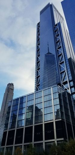 Tower 3 WTC NYC