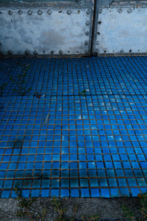 Backgrounds Blue Close-up Day Design Full Frame Geometric Shape No People Outdoors Pattern Repetition