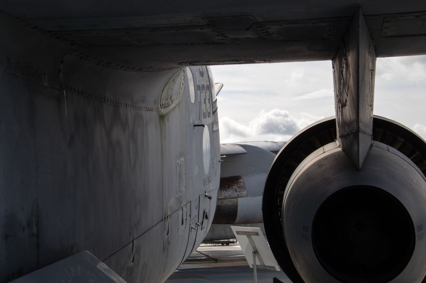 EyeEm Selects Mode Of Transport Transportation Air Vehicle Airplane No People Day Close-up Air Force Jet Jet Engine Aircraft Wing Aircraft Carrier Aircraft Aircraft Photography