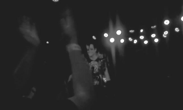 Punk Misfits Concert Alien