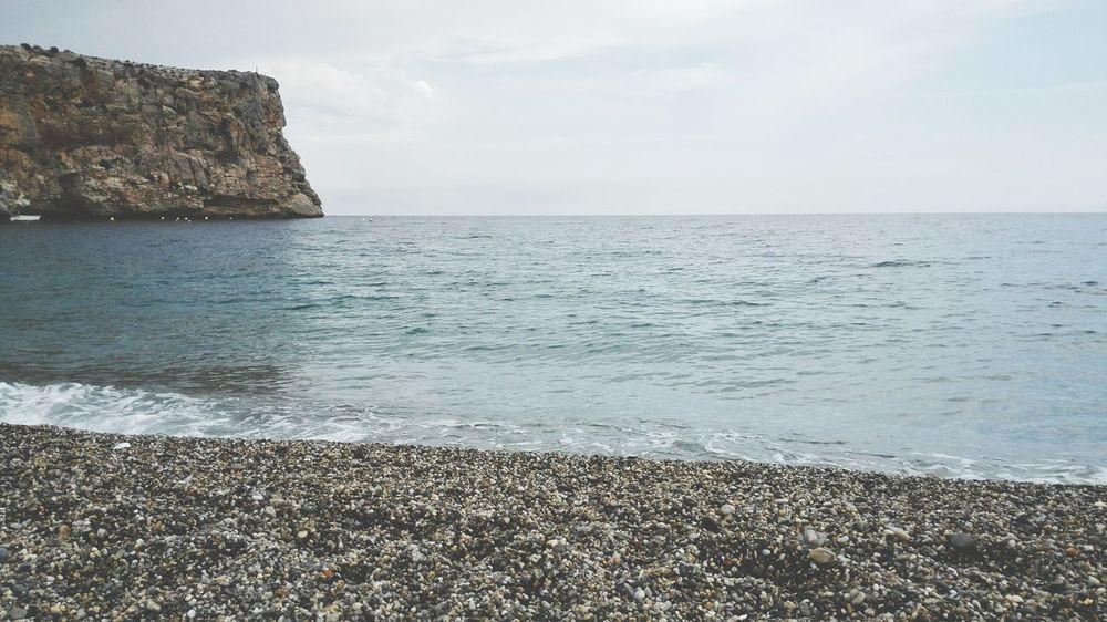 Calma Calahonda Mar Beach