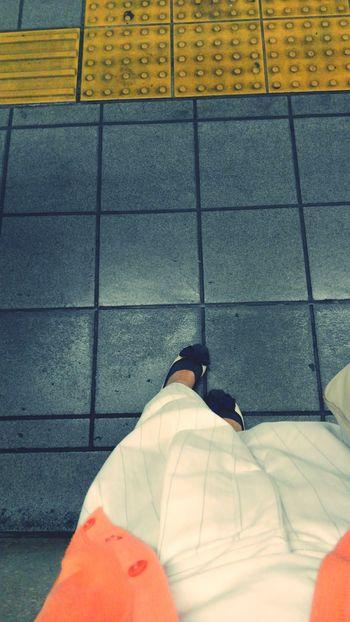 Ootd Japan Myfoot Legs Pink