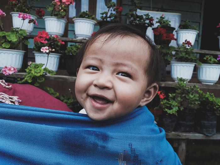 Happy child The
