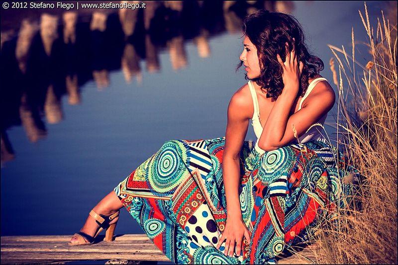 Girl Model Fashion Fashion Italy