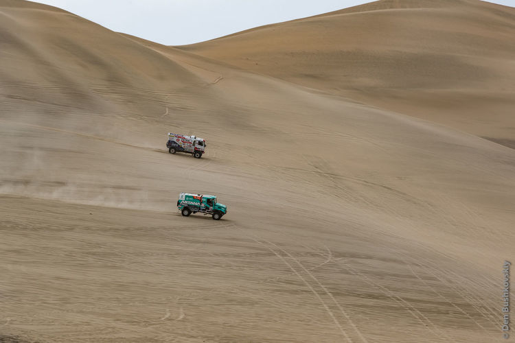 4x4 Dakar Arid Climate Car Dakar2018 Day Desert Environment Land Land Vehicle Landscape Mode Of Transportation Motor Vehicle No People Off-road Vehicle Outdoors Road Trip Sand Sand Dune Scenics - Nature Sports Utility Vehicle Transportation Travel Truck Trucks