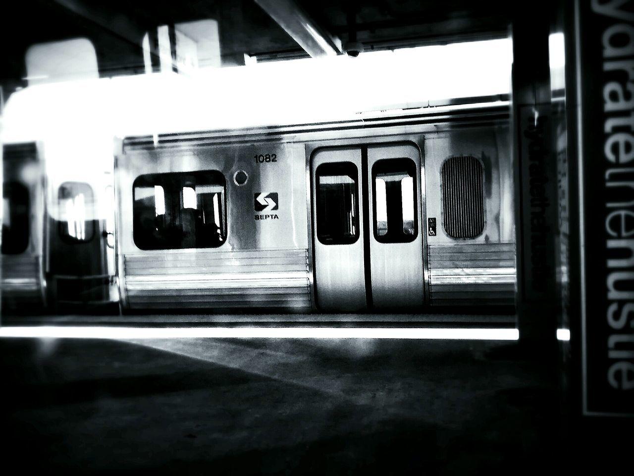 train - vehicle, transportation, public transportation, mode of transport, passenger train, rail transportation, railroad station, railroad station platform, indoors, subway train, travel, journey, illuminated, no people, commuter train, day