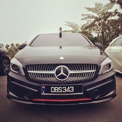 Mercedes Mercedesbenz Aclass W176 A250 Sport engineered by AMG AclubMalaysia ClubAKlasse ig_mbenz DBS343 GoPro GoProHero3+