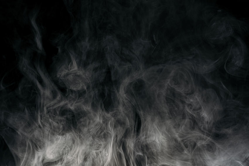 Smoke on black background Dark E-Cigarette Flowing Smoke Steam Vapor Abstract Background Backgrounds Black Cloud - Sky Dynamic Effect Fire Fog Foggy Grill Illuminated Mist Motion Purty Smog Smoke - Physical Structure Smoker Swirl
