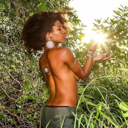 Sunshine Maui Beautiful Goddesses Freethegoddess Blessed  Youonlyliveonce Befree Amazing Model Love Beauty Mauiphotography Mauinokaoi Mauiportraits Hawaii Nature Girls Jungle Paradise Solar Sunshine Sun Sunrise Magic