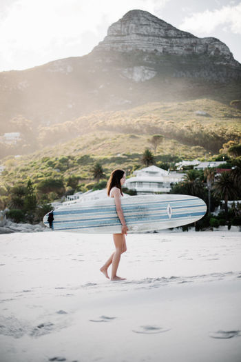 Beach Life Exercise Lifestyle Nature Ocean View Oceanside Beach Bikini Fitness Healthy Lifestyle Leisure Activity Lifestyle Photography Ocean One Person Outdoors Sea Sunshine Surfing Swimwear