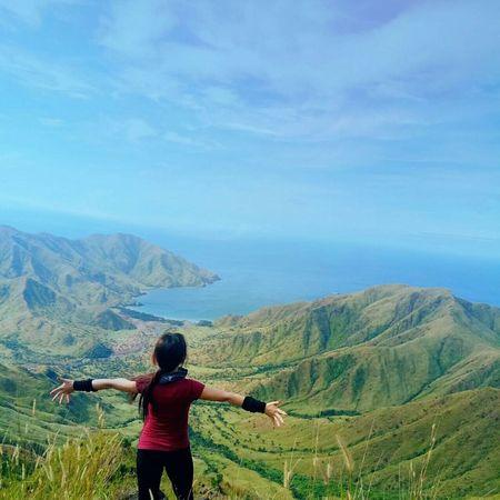 Hiking Philippines Subic Zambales Nagsasa Mountain Climbing Trekking Dayhike Bagpacker Nature