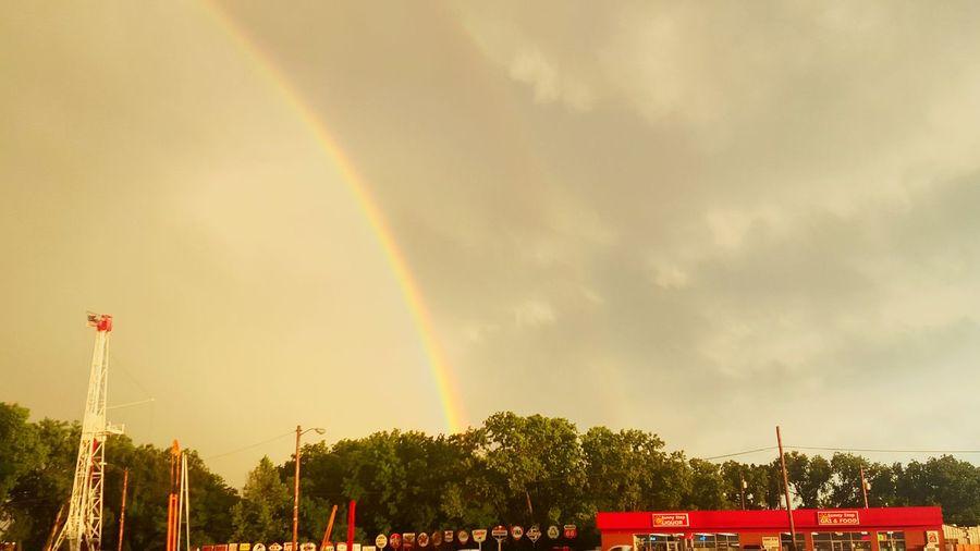 Double Rainbow. The Essence Of Summer- 2016 EyeEm Awards