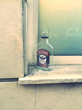 Lieblingsteil Bottle Vodka Vodka Window Street Suprise