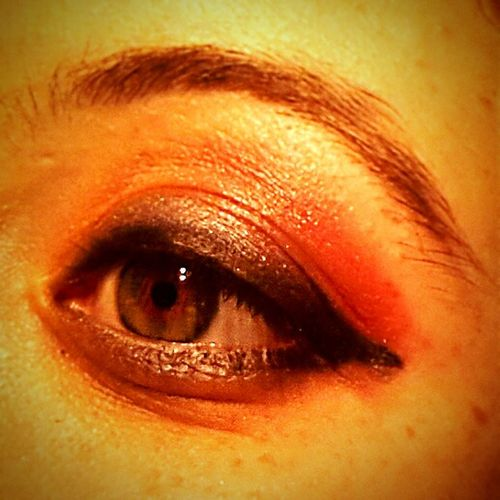 Makeup Eye Eye Makeup Makeupbyme Lovemakeup Eyepencil Black Makeuplovers Simplemakeup Makeup ♥