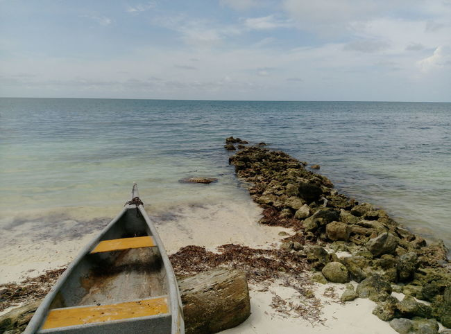 Sea Beach Water No People Sand Horizon Over Water Nature Sky Beauty In Nature Day Outdoors Travel Archipielago Colombia Vive Colombia Viaja Por Ella Tourism Travel Destinations Vacations Boats And Moorings The Great Outdoors - 2017 EyeEm Awards