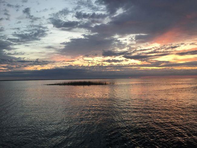 Sunrise Lake Okeechobee