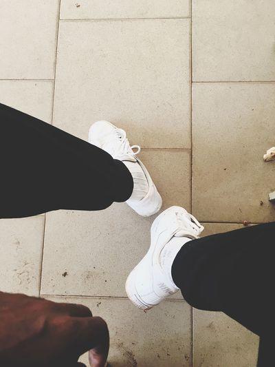 Feet's on fleek