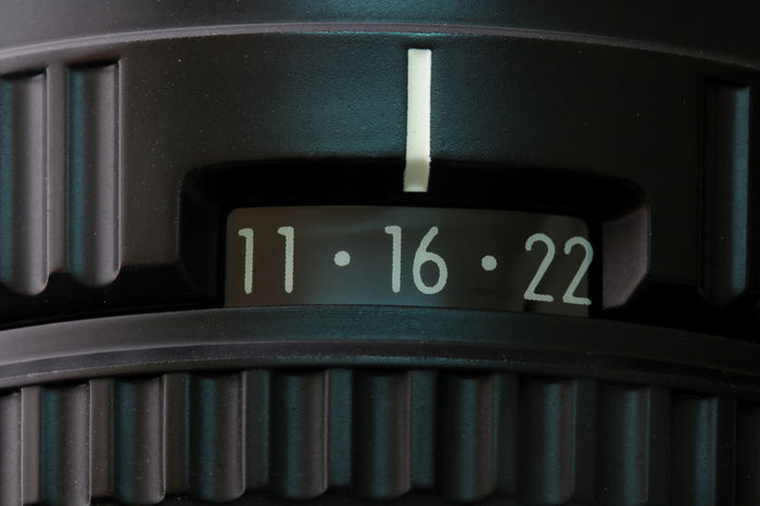 f-stops F-stop Apperture F-stop Number F/11 F/16 F/22 F/5.6 F/8 Lens Objective
