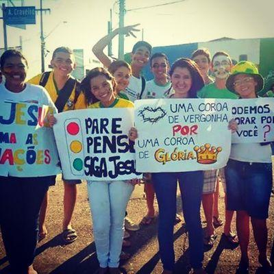Saudades d+++!!! Escamf Escola