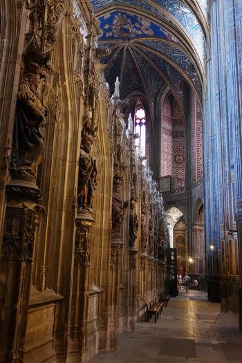 Cathédrale D'albi Cathedral Albi