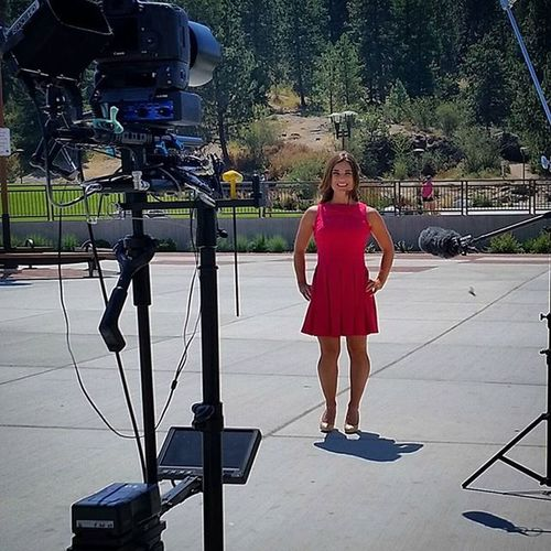 Solid, tho long & hot day of Shooting today with @amandarikard Onlocation we couldn't have picked a busier day to shoot. Trucks, harleys, boats, float planes, screaming kids and cement trucks. The challenges of clean Audio Productionlife ToesInTheSandProductions WeekendGetaways Travel Travellife Steadicam Northwest Upperleftusa