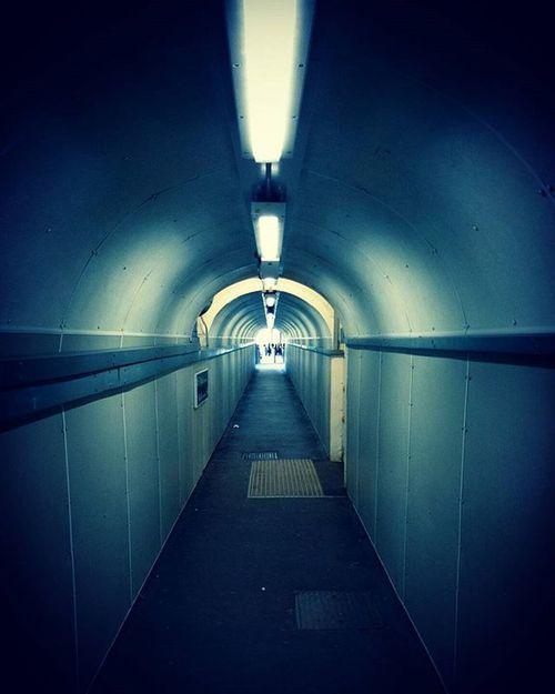 Passage (Day 57 of 366) Travel Tunnel Nickblak
