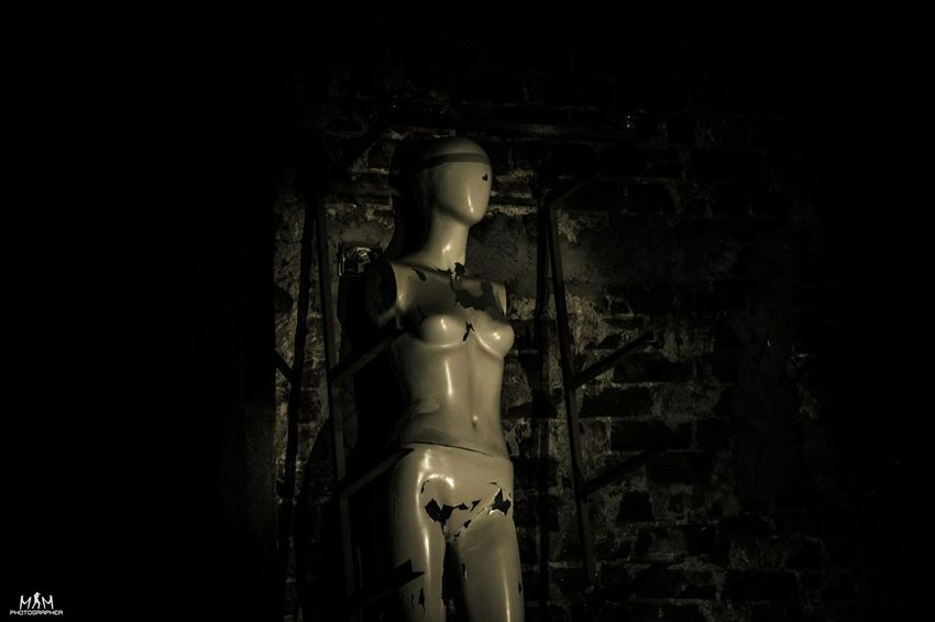 We have been waiting for a long time Shadow Light And Shadow Vintage Scary Old Creative Light And Shadow Alone In The Dark Maniquin