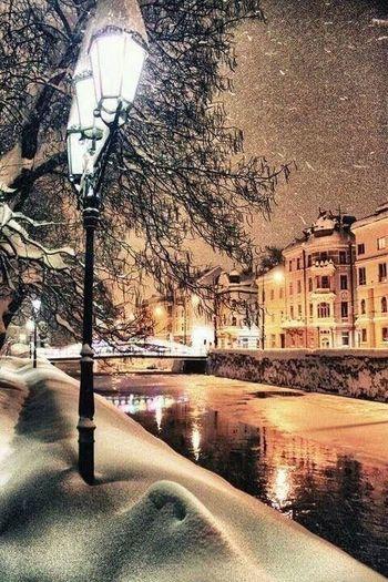 The Best City In The World Winter In Sarajevo