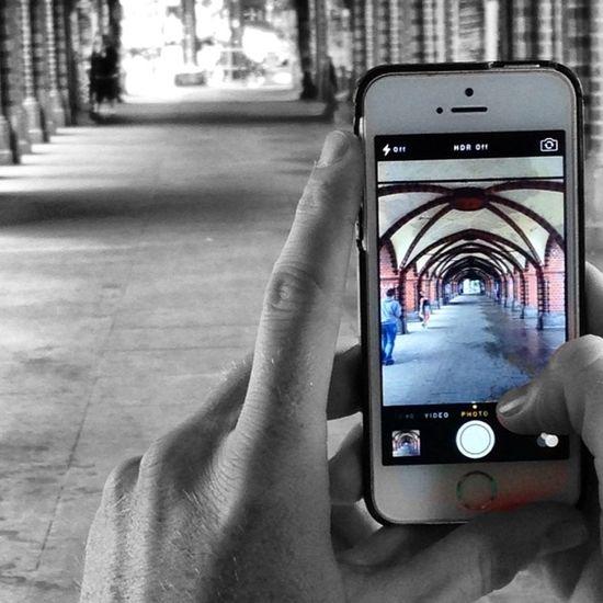 Framed Archways with chaiwalla #everchangingberlin #ecb_reclaim