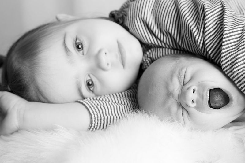 Baby Baby Photography Baby Portrait Infant Infant Photography Infant Portrait Family Family Portrait Boy Girl Baby Boy Siblings Brother Sister Brother And Sister Black And White Black & White Black And White Photography Child Children Kids Cute Cute Baby