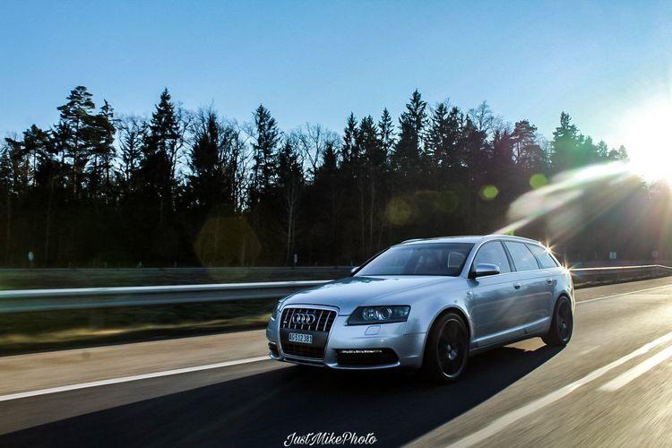 Audi Road Trip