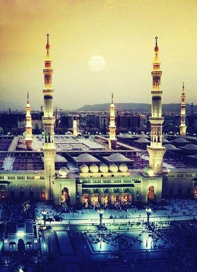 مساجد الحرم النبوي الشريف الحرم النبوي