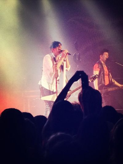 Concert Music Awesome Performance Marianas Trench (: