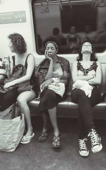 Women in the Train Full Length Sitting People Indoors  Child Lifestyles International Women's Day 2019 Education Togetherness Women Adult Casual Clothing Fashion Girls Real People International Women's Day 2019 The Great Outdoors - 2019 EyeEm Awards The Street Photographer - 2019 EyeEm Awards