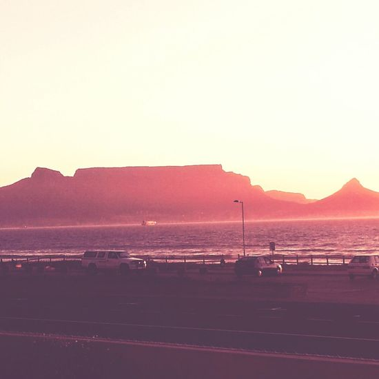 Took this pic a couple of months ago you got to love Cape Town