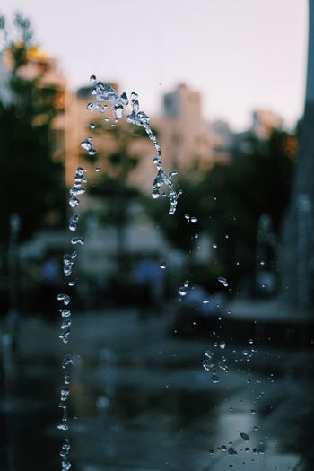 噴水⛲️ Water Drop