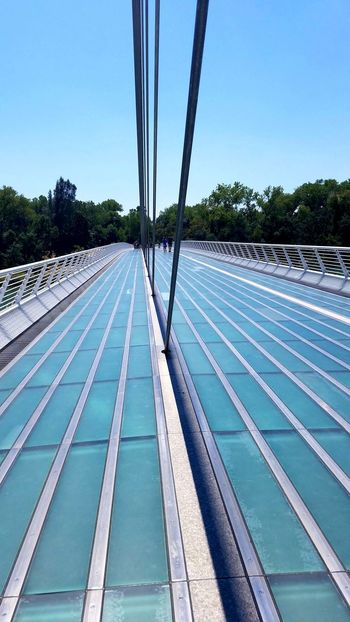 Sundial Bridge Environmental Conservation Fuel And Power Generation Solar Energy Solar Panel Business Finance And Industry Alternative Energy Blue Electricity  Outdoors Cables Sundial Bridge Travel Destinations Idyllic Dramatic Copy Space The Week On EyeEm Angle Mindful Tourquise Glass Walking Road Trip Zen