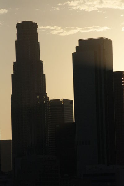 DTLA DTLA Skyline L.A. Los Angeles - Street Los Angeles, California Los Angeles Life Architecture Building Exterior Built Structure City Cityscape La La Land Modern Silhouette Sky Skyscraper Sunset