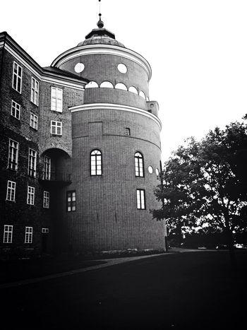 Blackandwhite Sweden Gripsholm Mariefred