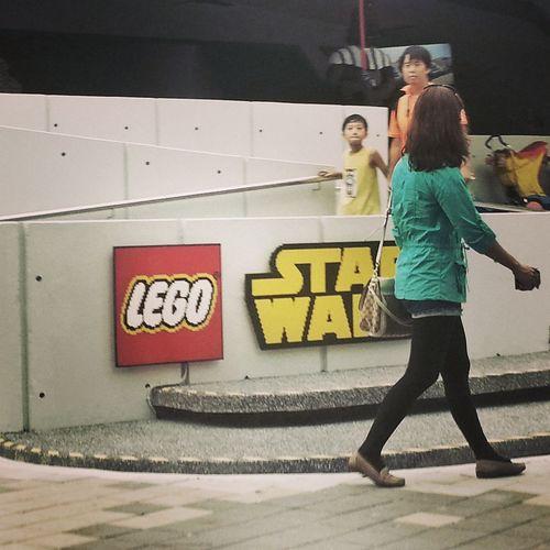 StahWahh #Lego #leisure #RANDOM #slang #starwars #urban #urbanexploration  Outdoors First Eyeem Photo