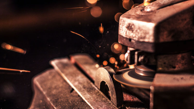 Flex cutting disc 🔗 Engineering Engineer Mechanics Mechanic Mechanical Mechanical Engineering Mechatronic Mechatronics Metal Metal Industry Flex Cutting Disc Working Hard Metal Grate Metal Work Technology Close-up Welder Welding Metalwork Molten Sheet Metal Grinder Gutter Steel Worker Steel Mill Rusty Stoke On Trent Foundry Blacksmith