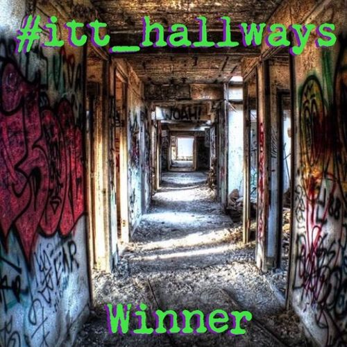 The it_tuesday challenge #itt_hallways has come to a close. We are proud to announce out winner _brushed_ Congratulations on your fabulous shot! Itt_hallways