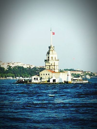 Turkey Istanbul Marmarasea Lighthouse Old Summer2014 I Love My City My Best Photo 2015
