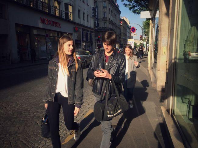 Paris Street Kids Street Paris People Watching EyeEm Streetphotography IPhoneography Cinema In Your Life Kids