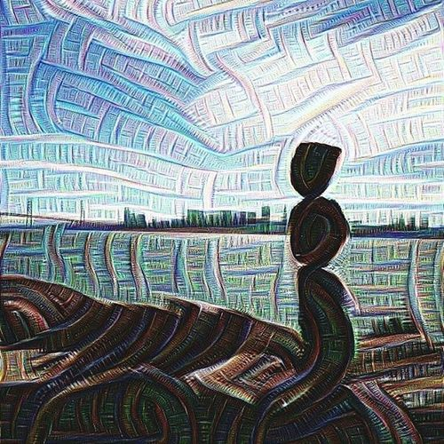 "New digital art I messed around with! ""Chalice of Treasure Island"" Artseephotos Art Live Lovely California GoldenGateBridge Sanfrancisco Nature City Skyline Building Digitalart  Travel"