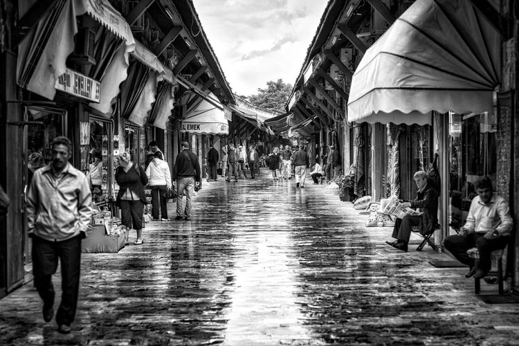Black And White Monochrome Blackandwhite Photography Street Photography Street Istanbul Bw_collection Monochromatic